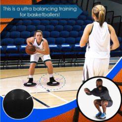 Basketball Balance Training Aid