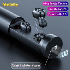 Wireless Bluetooth Noise Cancelling Earphones