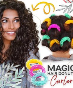 Magic Hair Donuts Curler (14pcs)