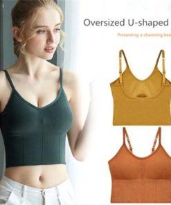 Oversized U-Shaped Bra