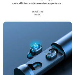 Space Capsule Bluetooth Headphones
