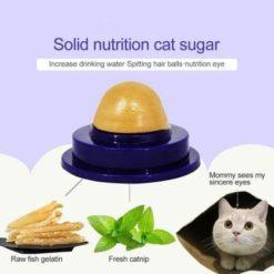 Cat Treat Sugar Ball