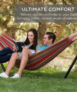 Ultimate Comfortable Leisure Hammock Come With Stand