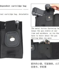 Dragon Belly Holster