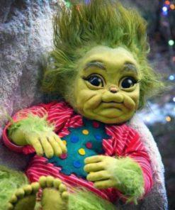 Grinchmas-Reborn Baby Grinch