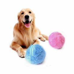 1 Package Includes: 1 x Magic Roller Ball Toy 4 x Colored Fluff Sets (4 colors)