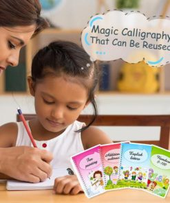 Amazing Gift: Magic Calligraphy That Can Be Reused