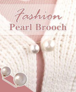 Fashion Pearl Brooch (5pcs)