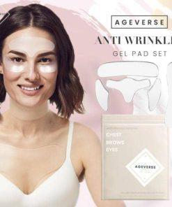 Ageverse™ Anti Wrinkle Gel Pad Full Set