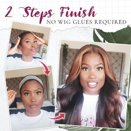 Hairish™ Secure Wig Gripper