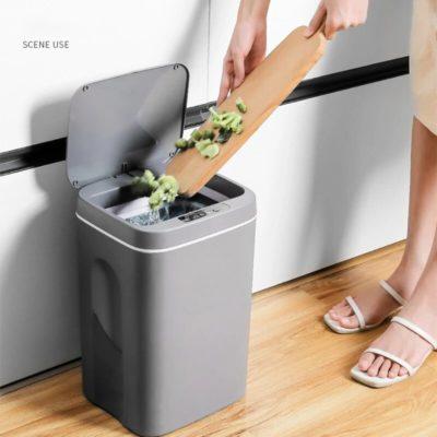 Air Lite Waste Bin - Smart Trash Can Automatic Sensor