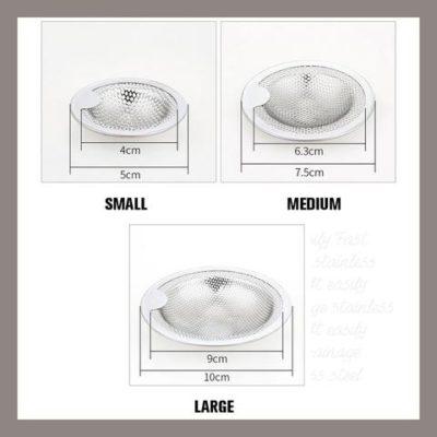 Anti-Clogging Kitchen Sink Catcher