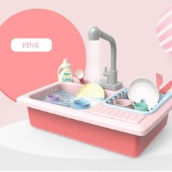 Early Childhood Dishwasher Toy