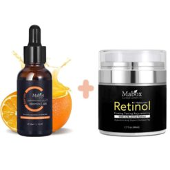 Brightening Serum Retinol C Set