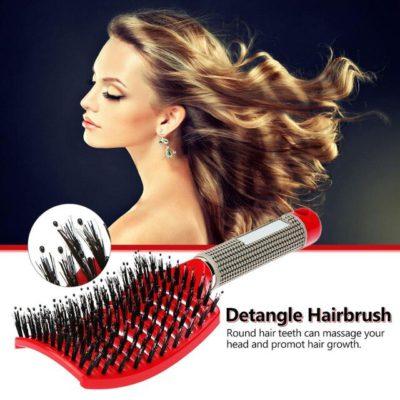 SilkyTouch Detangling Brush