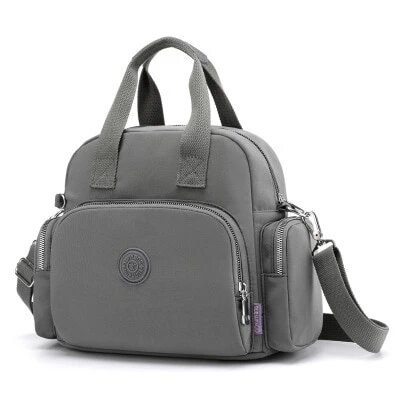 3- Way Use Backpack with USB Charging Port
