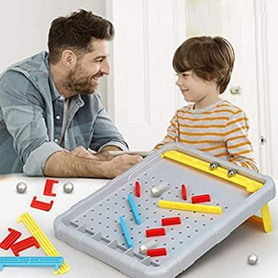 DIY Pinball Maze Game