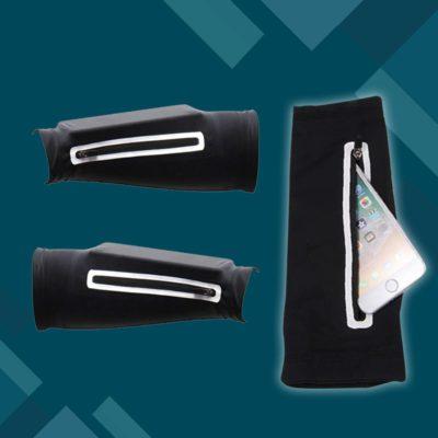 Hidden Pocket Arm Sleeves
