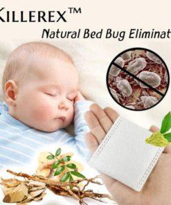 Killerex Natural Bed Bug Eliminator (10 Packs)
