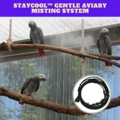 StayCool™ Gentle Aviary Misting System