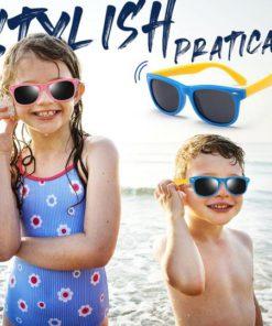 Adventurous Kids Jelly Sunglasses