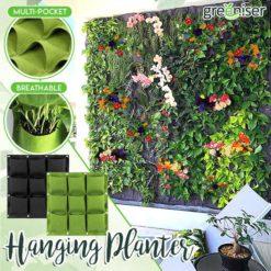 Greeniser™ Hanging Planter
