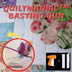 QuiltManiac™️ Basting Gun