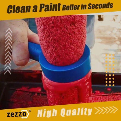Paint Roller Saver