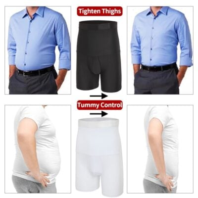 Tummy Control Slimming Bodysuit