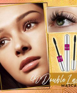 4D Double Lash Mascara