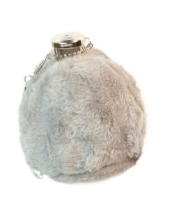 Plush Cute Shape Shoulder Bag