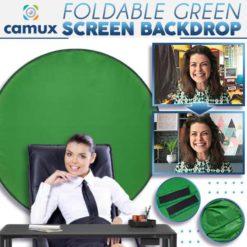 Foldable Green Screen Backdrop