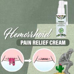 Hemorrhoid Pain Relief Spray