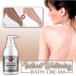 Instant Whitening Bath Cream