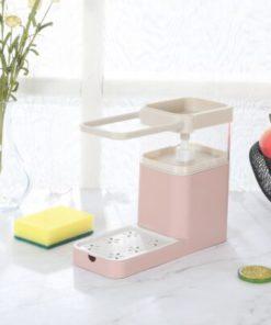 Multifunctional Manual Press Soap Box