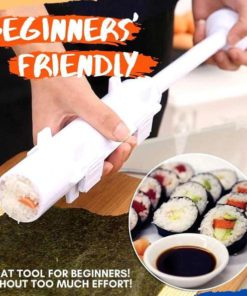 One-Press Sushi Roll Maker