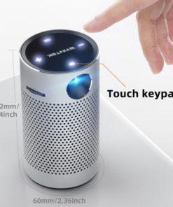P7 Mini Laser Projector For Home Cinema