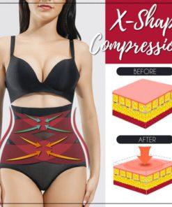 SHAPE X-Compress Abs Sculpting Panty