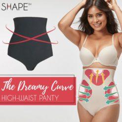 The Dreamy Curve Hi-Waist Panty