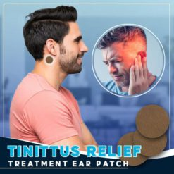 Tinnitus Relief Treatment Ear Patch