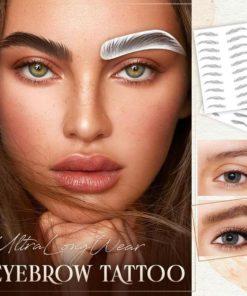 Tatuaggio per sopracciglia 4D a lunga durata