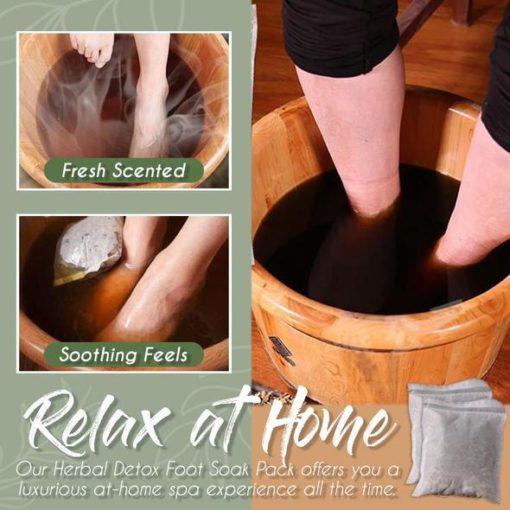 Artemisias Foot Bath Pack