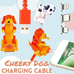 Cheeky Dog Data Charging Cable