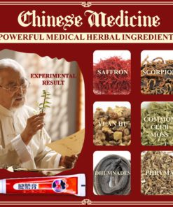Chinese Medicine Herbal Nerve Relax Cream