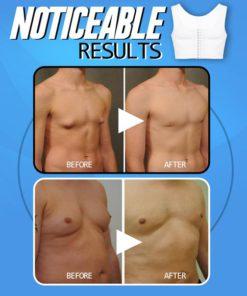 Gynecomastia Compress Reposition Shaper