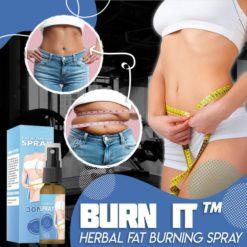 Herbal Fat Burning Spray