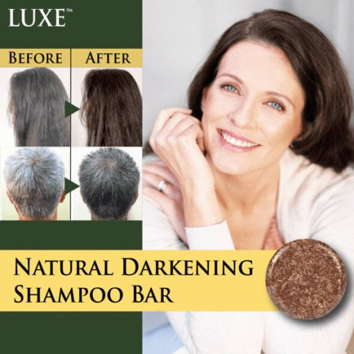Herbal Hair Reviving Shampoo Bar