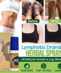 Lymphatic Drainage Herbal Spray