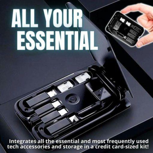 Multifunctional Universal Smart Adapter Card