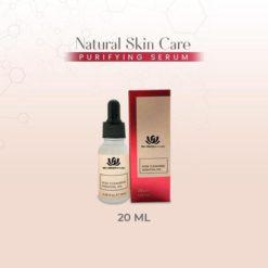 Natural Skin Care Purifying Serum